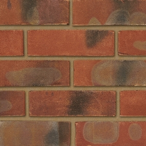 Ibstock Leicester Weathered Multi 65mm brick