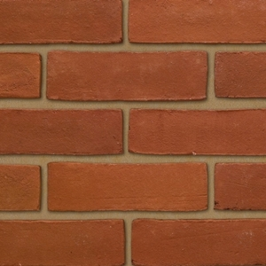 Ibstock Swanage Imperial Red Stock 68mm brick