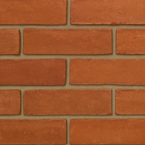 Ibstock Swanage Imperial Light Stock 68mm Red Sandfaced Brick