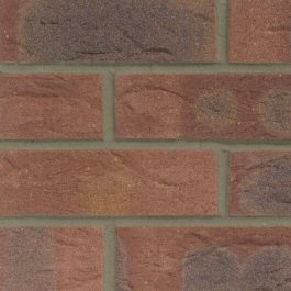 Hanson Village Sunglow 65mm Red Sandfaced Brick