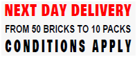 Bricks For Sale - Buy Cheap Bricks Securely Online